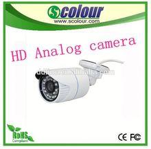 2014 IP66 3D DNR CCTV Analog HD camera cctv camera pole