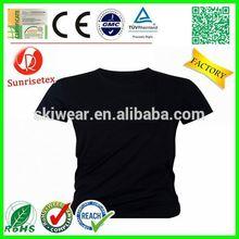 New design Cheap plain royal blue t shirt with logo Factory