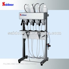 Semi-automatic Perfume Filling Machine