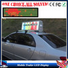 Sunrise taxi top advertising led screen New products Taxi top led/taxi top led screen/advertising display for car