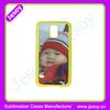 JESOY Sublimation cell phone case, Sublimation Phone Case for Galaxy S5,Blank cell phone case