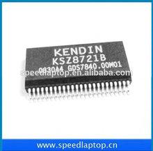 MICREL SEMICONDUCTOR KSZ8721B 2.5V 10/100BasTX/FX Physical Layer Transceiver
