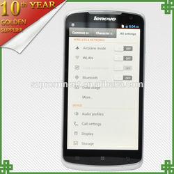 Lenovo 3g Quad Core smart phone S920 Android 4.2 Phone MTK6589 Dual SIM Card 3G Phone