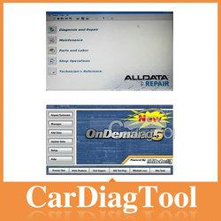 2014 alldata 10.53+mitchell on demand 2014+mithcell medium truck+mitchell heavy truck repair software in 1000GB hard disk -Hot!