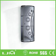 Customized order welcome low price steel sliding door wardrobe