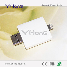 New products 2014 for apple iphone, plug and play 32G usb flash drive chip