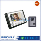 7-inch LCD display video door phone with call out, intercom, unlock, monitor function PY-V801MA11
