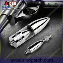 2014 yocan expure bullet atomizer yocan exgo w1/exgo w3 electronic cigarette free sample free shipping