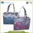 Durable eco friendly fabric zipper bag