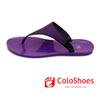 Coface Elegant Shinning Upper Purple Evening Shoes