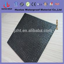 APP/hdpe self adhesive asphalt waterproofing roof material