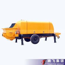 HBTS30-12-45 trailer concrete mixer pump -Top selling