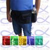 Customize Adjustable Strap Travel Sport Running Waist Bag with Water Bottle Storage