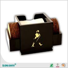 hot sale of factory direct price luxury napkin handkerchief holder acrylic