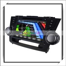HOT Double Din Digital Screen,GPS,Bluetooth,DVB-T,Car DVD With GPS