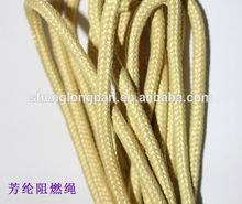 Super quality new style diamond braid kevlar rope