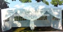 3 x 6 m barato fácil canopy gazebo venta