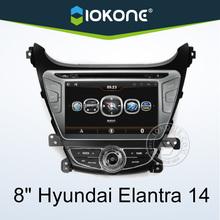dvd player auto for Hyundai Elantra 2014, in gps manufacturer