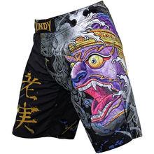 Hot Sale Custom Mens Boxing Trunks