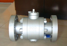 API 6D 2 inch float ball valve with epdm seat