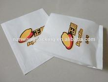 food grade sharp bottom paper bag with flexo printing