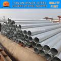 pulgadas 8 40 horario de tubos de acero galvanizado para el riego por goteo