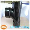 ABS 1-1/2 inch SANITARY TEE fittings / plastic pex fittings / dwv plumbing