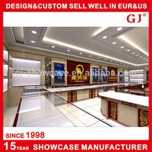 Modern high end fashion jewellery shops interior design images