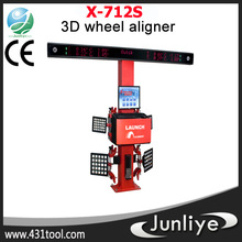 2014 Hot sale LAUNCH X-712S 3d used computer wheel alignment for sale