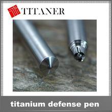 elegent titanium military pens