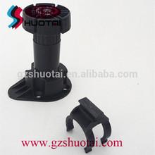 plastic adjustable legs for furniture,PP ABS adjustable leg