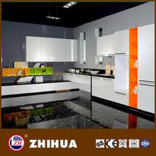 modern fancy custom made professional kitchen cabinet model