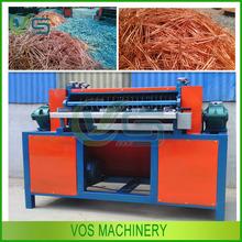 High efficiency recycling aluminum copper clad laminate/copper separator machine