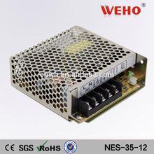 35W 12V POWER SUPPLY for 3D printer/LED ac dc output 12v 3a power supply