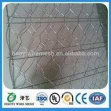 60x80 Low price Hexagonal gabion/gabiony wiremesh made in china manufacturer