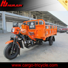 cheap 3 wheel motorcycle/moped cargo tricycle/three wheel gas scooters