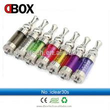 Sigaretta elettronica alta qualita dboxiClear 30&iClear 30s clearomizer
