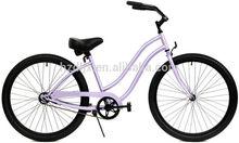 26*2.125 spiaggia incrociatore biciclette con consegna pizza bici spiaggia bicicletta spiaggia bici cruiser con freno a contropedale