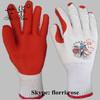 industrial heavy duty rubber glove