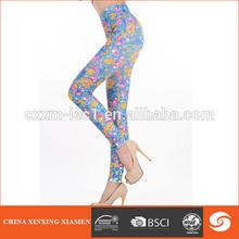 Best fabric supplex Nylon & Lycra/Spandex ladies yoga pants