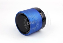 Promotion Mini Rechargeable Bluetooth Speaker with CSR Bluetooth Chipset, Built-in Mic, Enhanced Bass Resonator