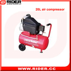 20L 220v 50hz 1.6hp industrial portable air compressors for sale