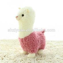 Plush Alpaca Toy/Stuffed Animals Baby/Stuffed Alpaca