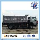 Sinotruck 6x4 336hp howo A7 truck kipper for sale