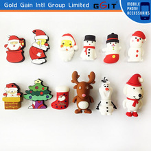 Wholesale Price, Christmas Theme U Disc 1G,2G, 4G, 8G, 16G, 32G, USB Flash Drive 64G.