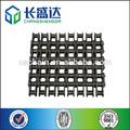120 de acero de aleación de la cadena y la rueda dentada