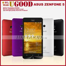 Hottest! Original Zenfone 5 Android 4.3 Corning Gorilla 3 Intel Atom z2580 5inch IPS Dual SIM 8MP