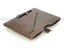 New fashion design leather briefcase/portfolio case
