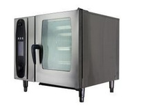 Professional 6 trays commercial combi steamer ovens