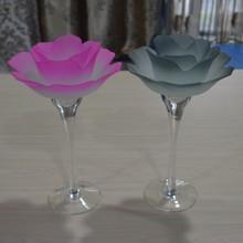 tall wedding candelabra centerpiece flower stand